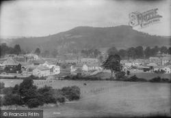 Honiton, St Cyres Hill 1904
