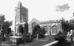 Honiton, St Michael's Church 1904
