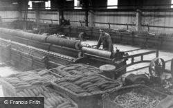 Honley, Netherton Spinning Company c.1950