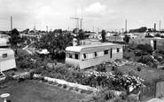 Hoo, Marina Caravan Site c1960