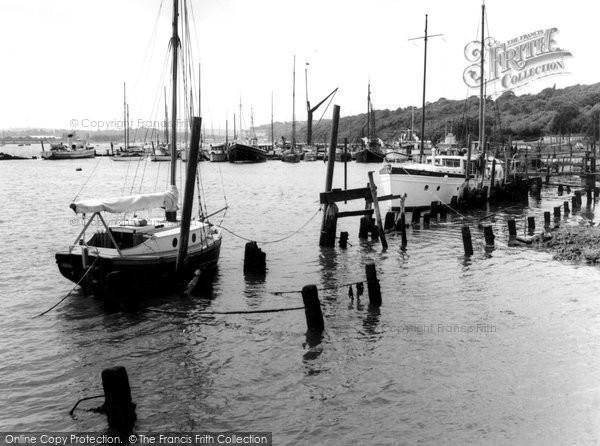 Hoo, the River c1955