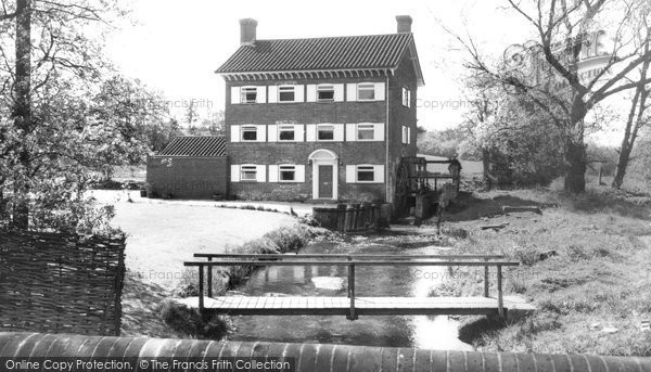 Hook, Lyde Mill c.1965