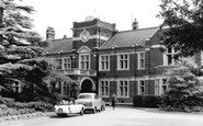 Hooley, Hospital Entrance c1965