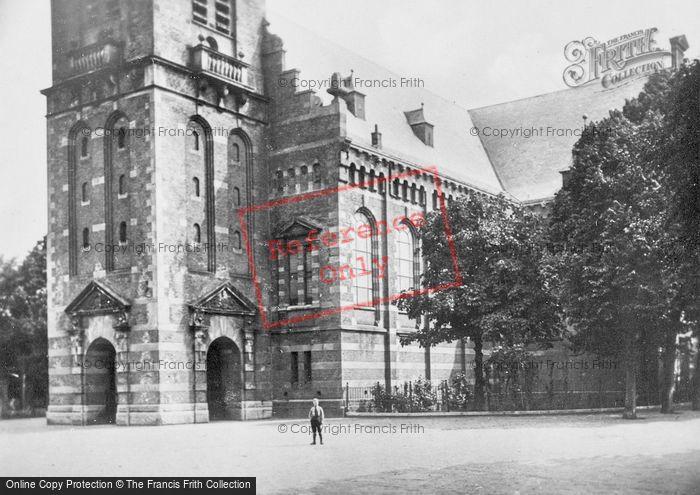 Photo of Hoorn, Grote Kerk c.1930