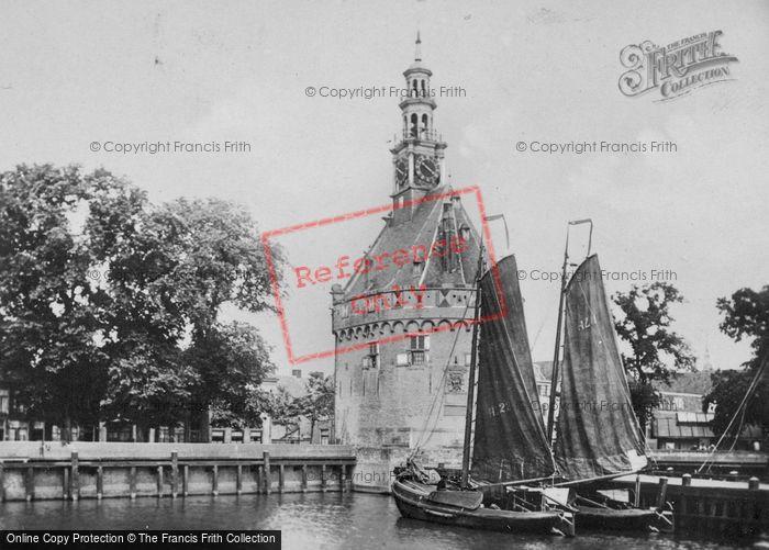 Photo of Hoorn, Hoofdtoren c.1930
