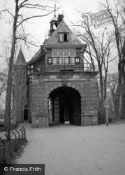 Oosterpoort 1938, Hoorn