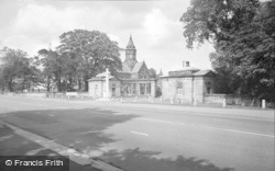 Hooton, St Paul's Church 1962