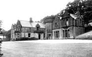 Hope, Birchfield House c1955