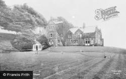 Birchfield House c.1955, Hope