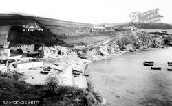 Hope Cove, 1925