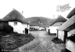 Cottages 1922, Hope Cove