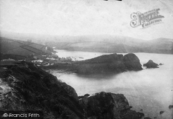 Cove And Shippens 1890, Hope Cove