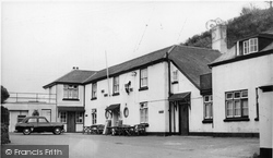Hope Anchor Inn c.1955, Hope Cove