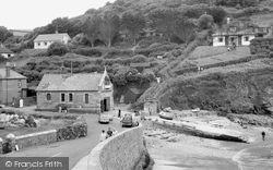 Lifeboat House, Inner Hope c.1965, Hope Cove