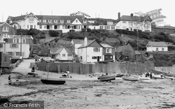 The Beach c.1965, Hope Cove