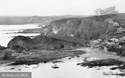 The Downs 1922, Hope Cove