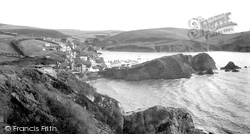 The Village And Cove 1935, Hope Cove