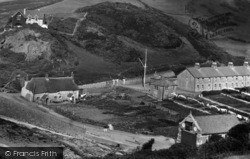 The Village And Lifeboat Station 1920, Hope Cove