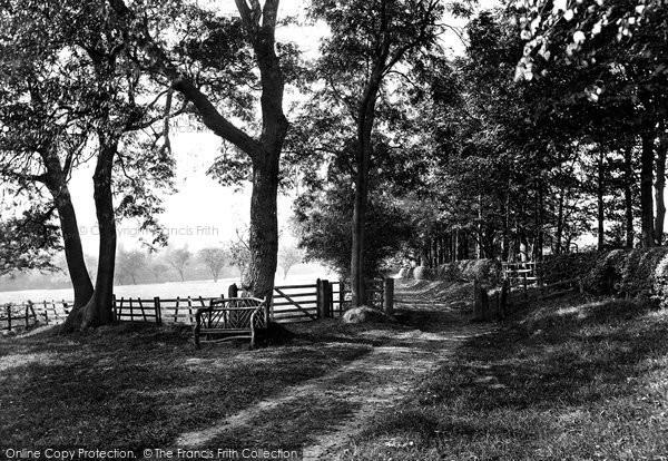 Hope, Green Lane 1919