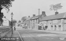 Main Street c.1955, Hope