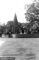 Parish Church Of St Peter c.1955, Hope