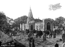 St Peter's Church 1919, Hope