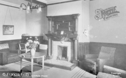 The Lounge, Birchfield House c.1955, Hope