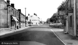 The Village c.1965, Hope