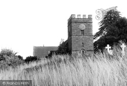 Church Of St Mary The Virgin c.1955, Hope Under Dinmore
