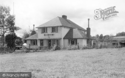 Markhams Guest House c.1955, Hope Under Dinmore