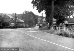 The Fork Road c.1955, Hope Under Dinmore
