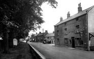 Hope, Village 1932