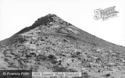 Win Hill Summit c.1950, Hope