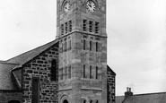 Hopeman, the Church c1960