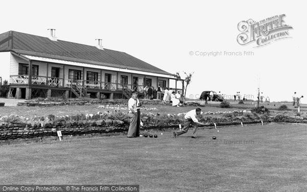 Photo of Hopton, Bowling Green c.1955