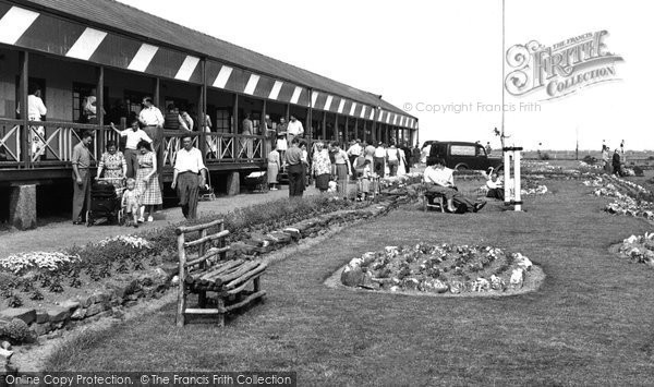 Photo of Hopton, the Holiday Camp c1955