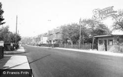 Hopwood, Manchester Road c.1955