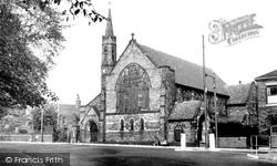Hopwood, St John's Church c.1955