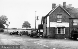 Horam, Brewers Arms, Vines Cross c.1960