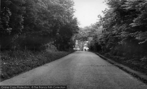Photo of Horam, c.1960