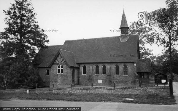 Photo of Horam, Christ Church c.1960