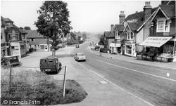 Horam, High Street c.1960