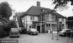 Horam, Horam Hotel c.1960
