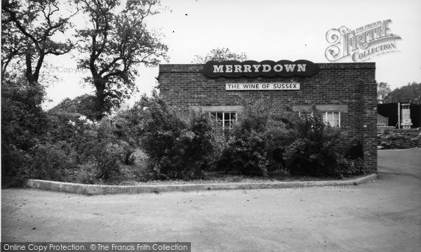 Photo of Horam, Merrydown c.1960