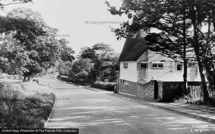 Photo of Horam, Oast House c.1955