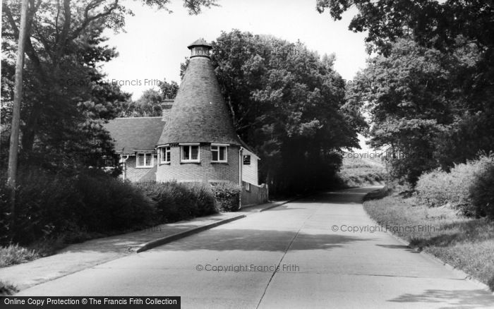 Photo of Horam, The Oast House c.1958