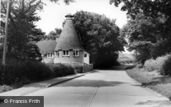 Horam, The Oast House c.1958