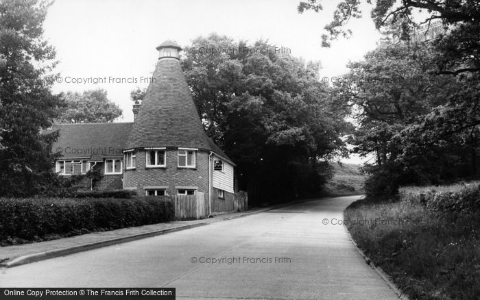 Photo of Horam, The Oast House c.1960