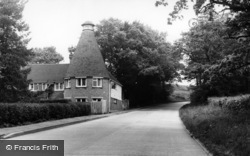 Horam, The Oast House c.1960