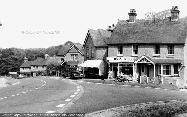 Photo of Horam, the Village c1960